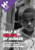 Yemen: Half a decade of hunger