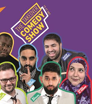 Comedy Show 2018 - East London, 29 December