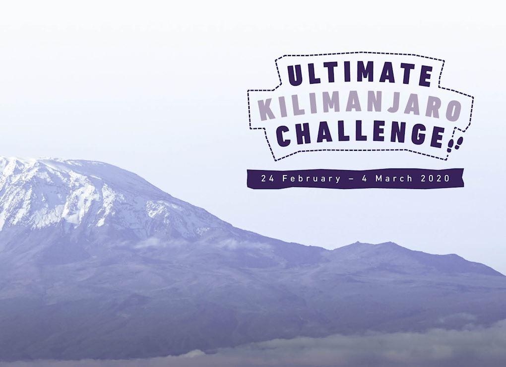 Kilimanjaro Challenge 2020 Registration