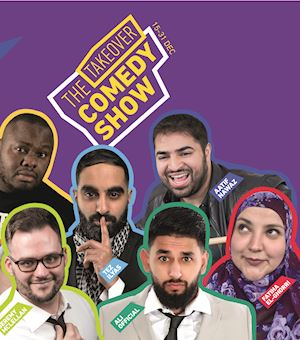 Comedy Show 2018 - Central London, 31 December