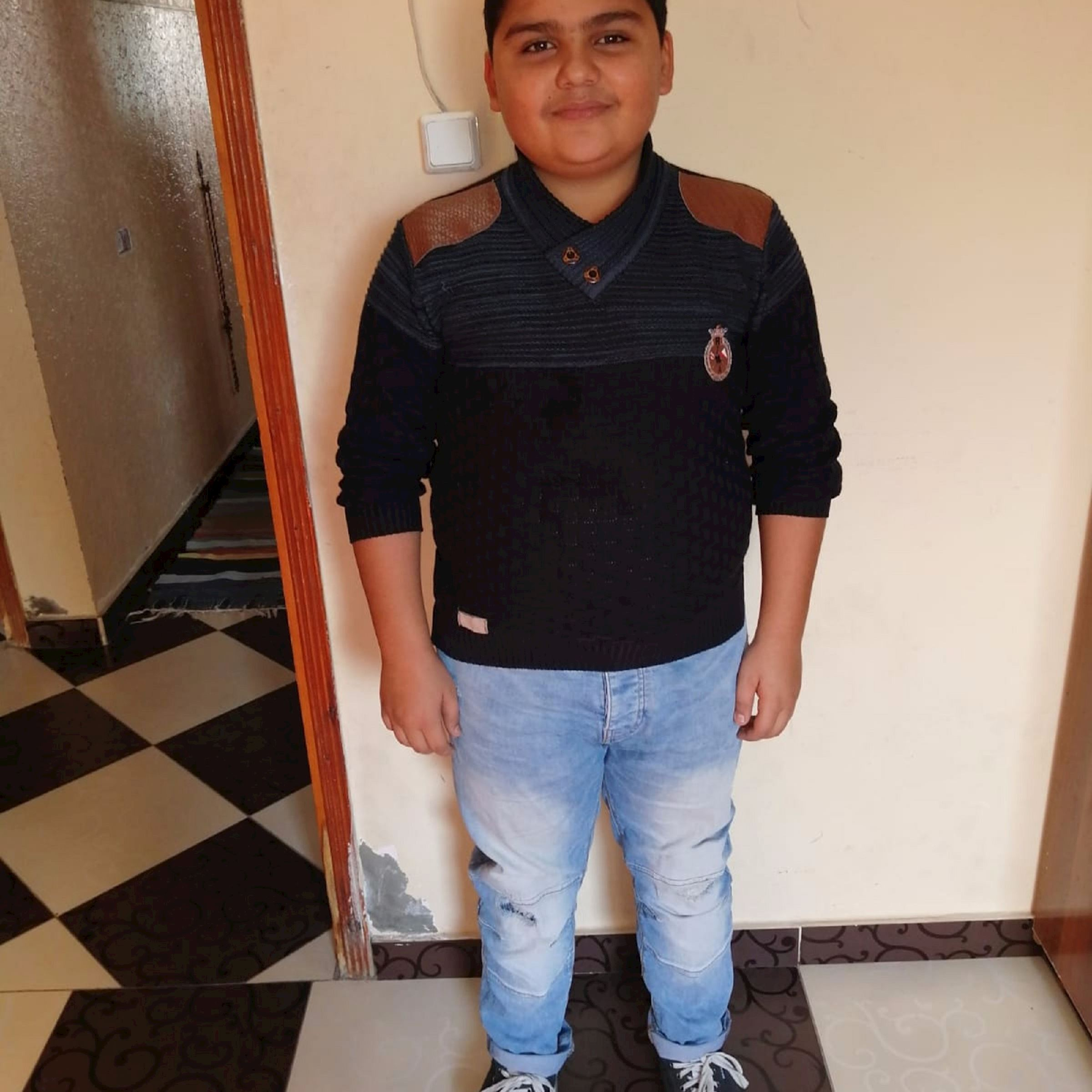 Human Appeal Orphan - Mohammed