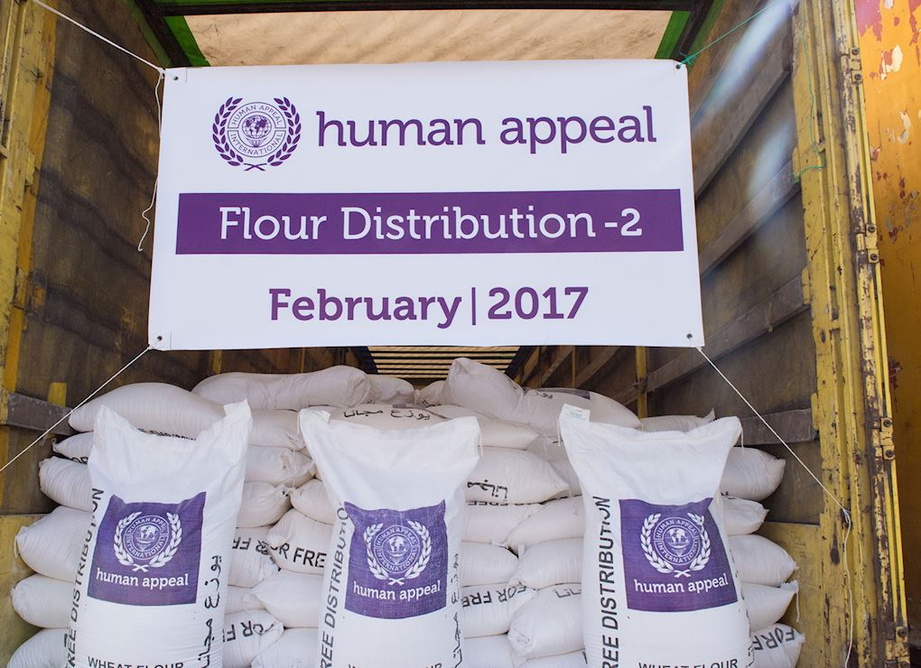 Syria Emergency - Flour Fund