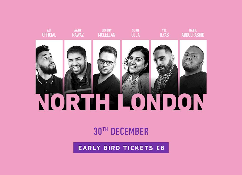 Comedy Show 2019 - North London