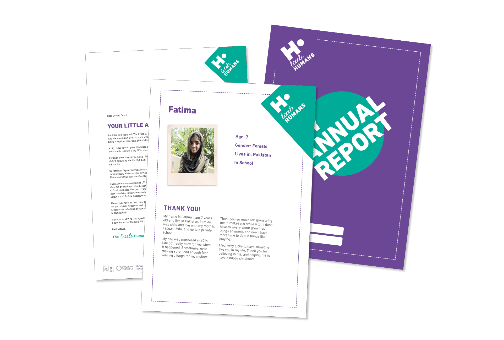 Orphan annual report