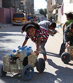 Gaza  Water Fund