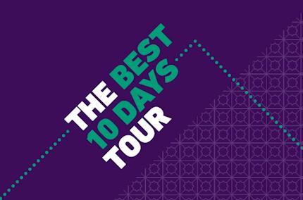 The Best 10 Days Tour