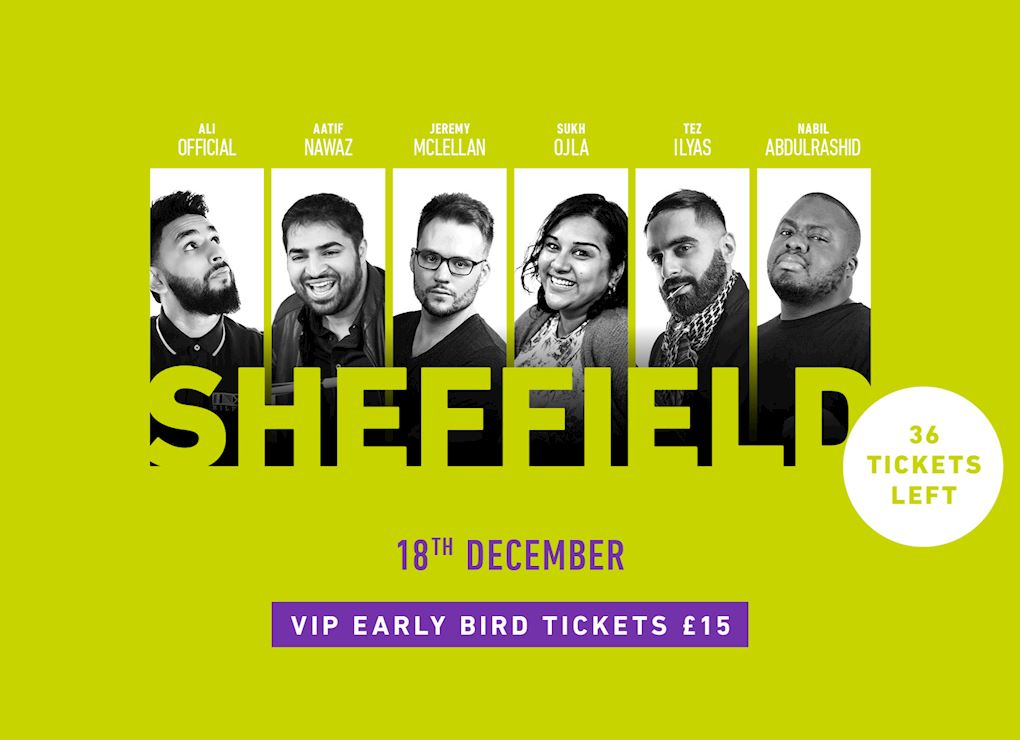 Comedy Show 2019 - Sheffield