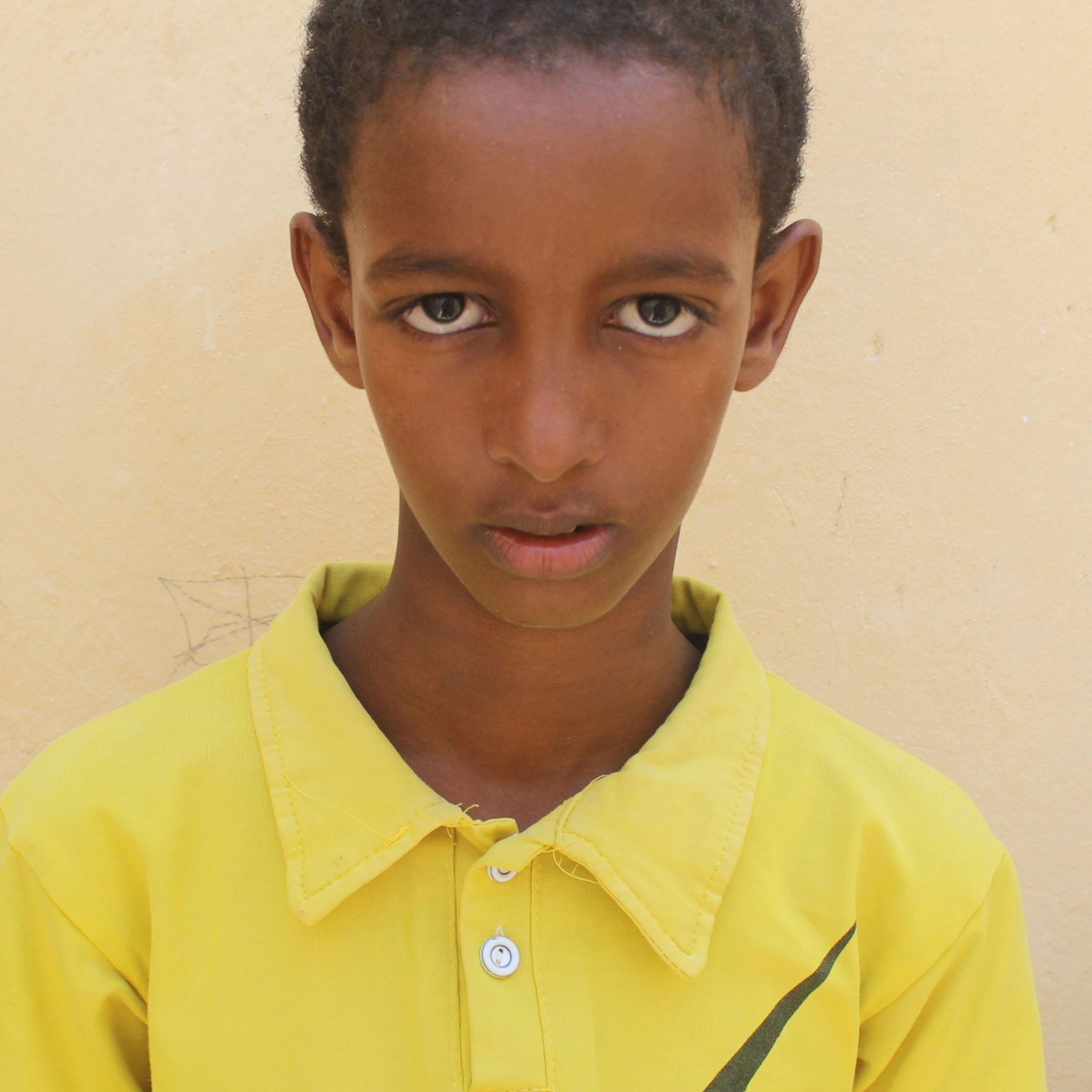 Human Appeal Orphan - Sabir