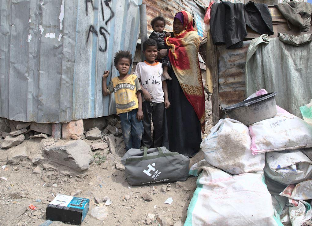 Yemen Shelter Project