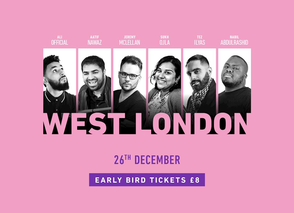 Comedy Show 2019 - West London