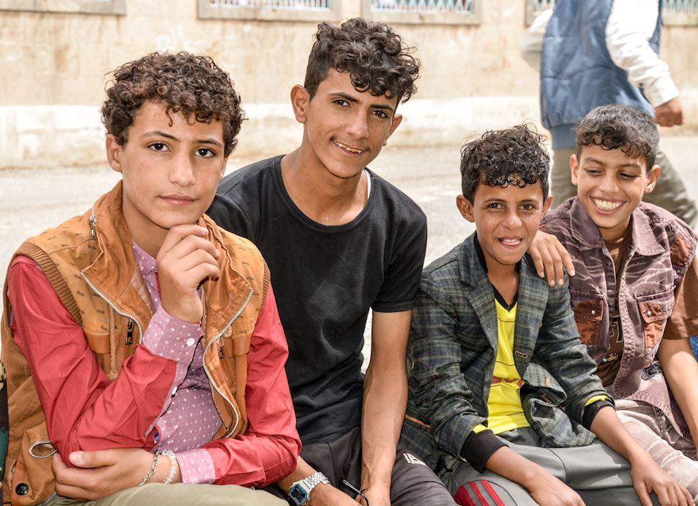 Qurbani - Yemen