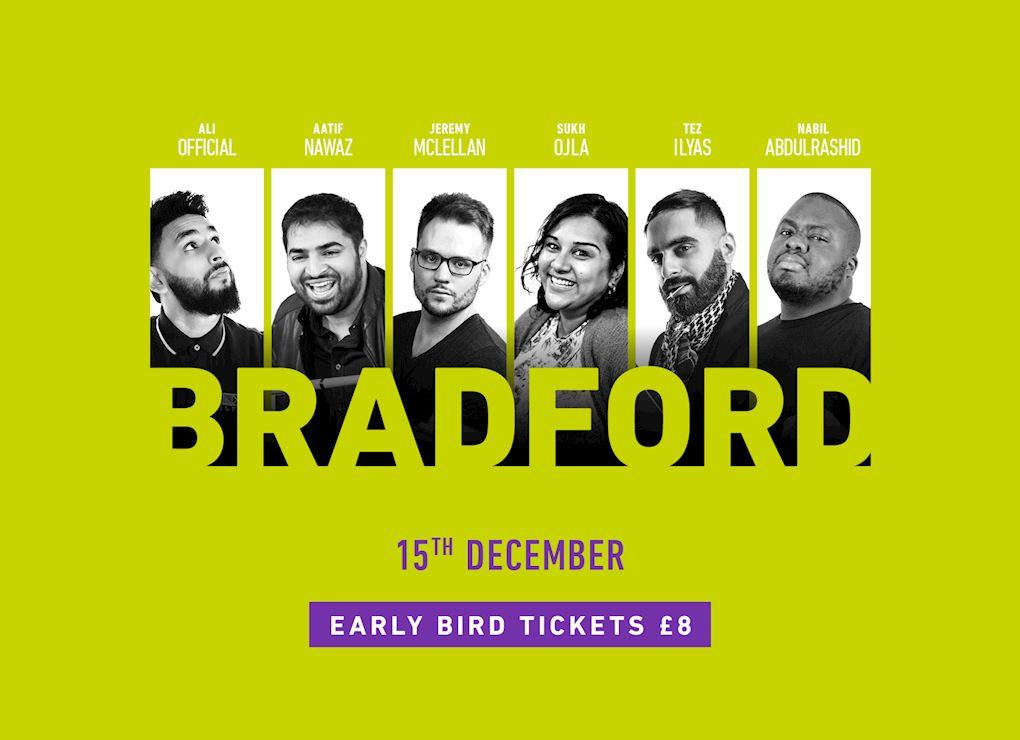 Comedy Show 2019 - Bradford