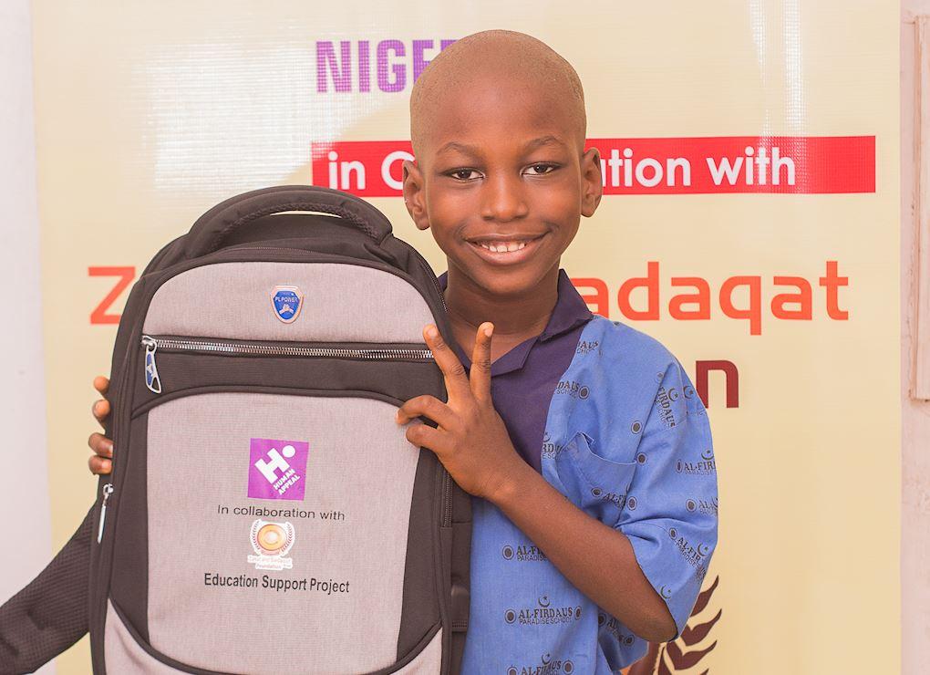 Nigeria Orphan Fund - Monthly