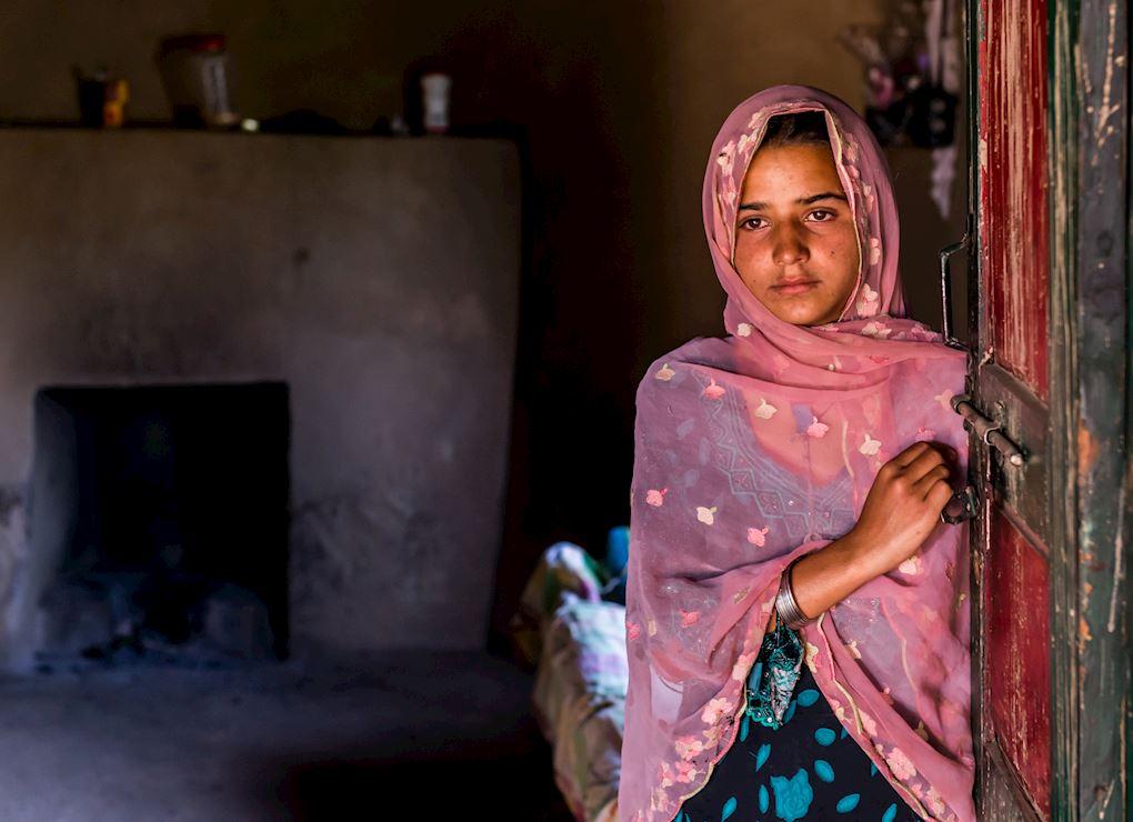 Girls Orphanage Pakistan