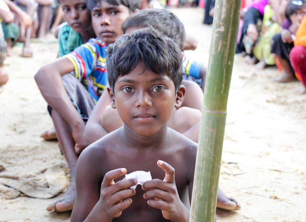 Qurbani - Bangladesh (Rohingya)