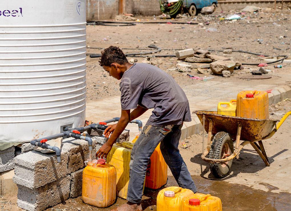 Water Purifiying Station Share