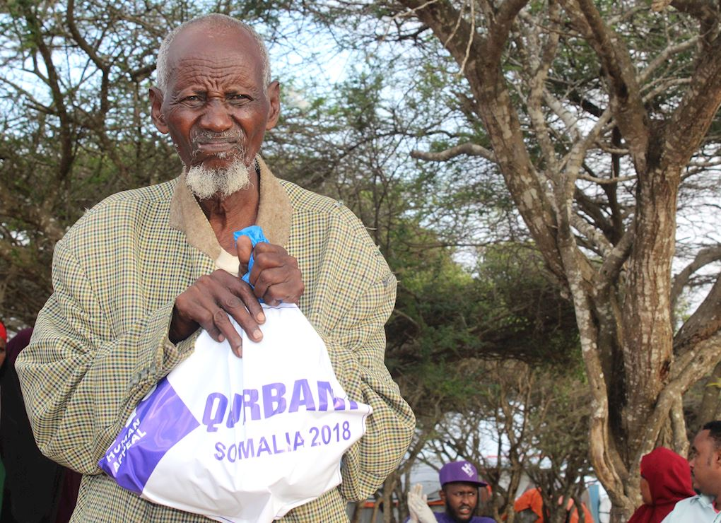 Qurbani  - Somalia (Whole Animal)