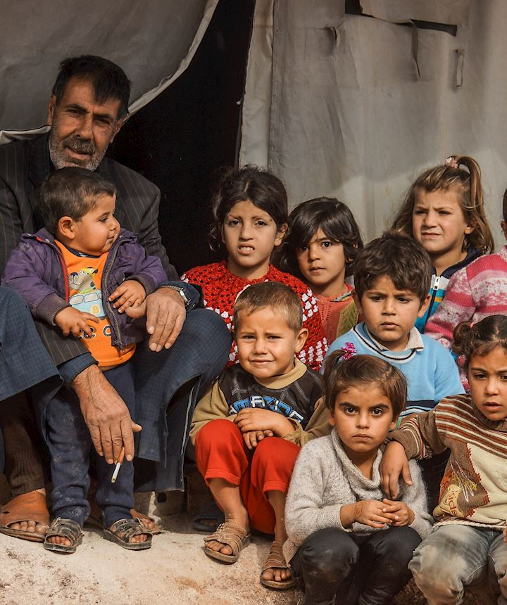Syria's forgotten children