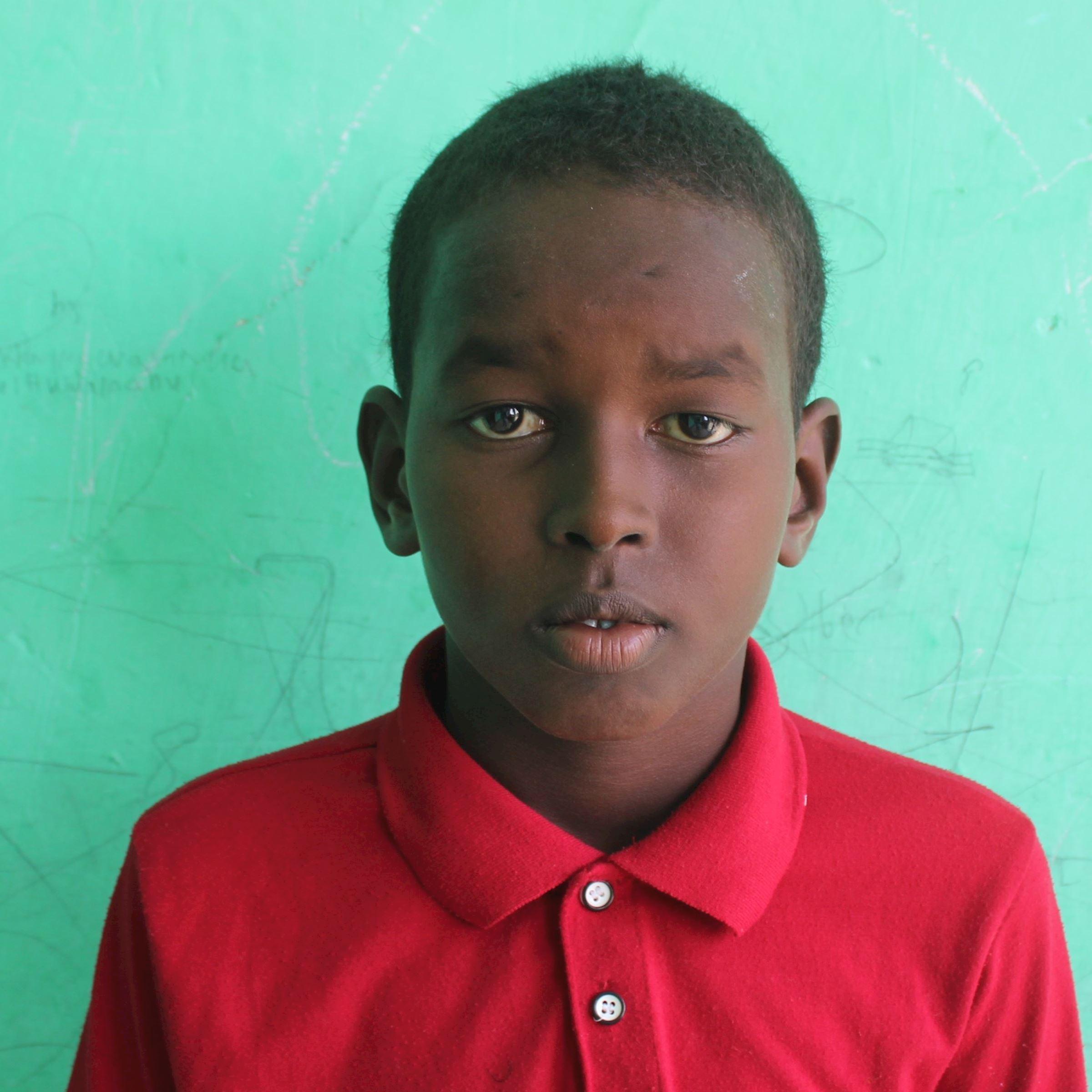 Human Appeal Orphan - Abdiwahid