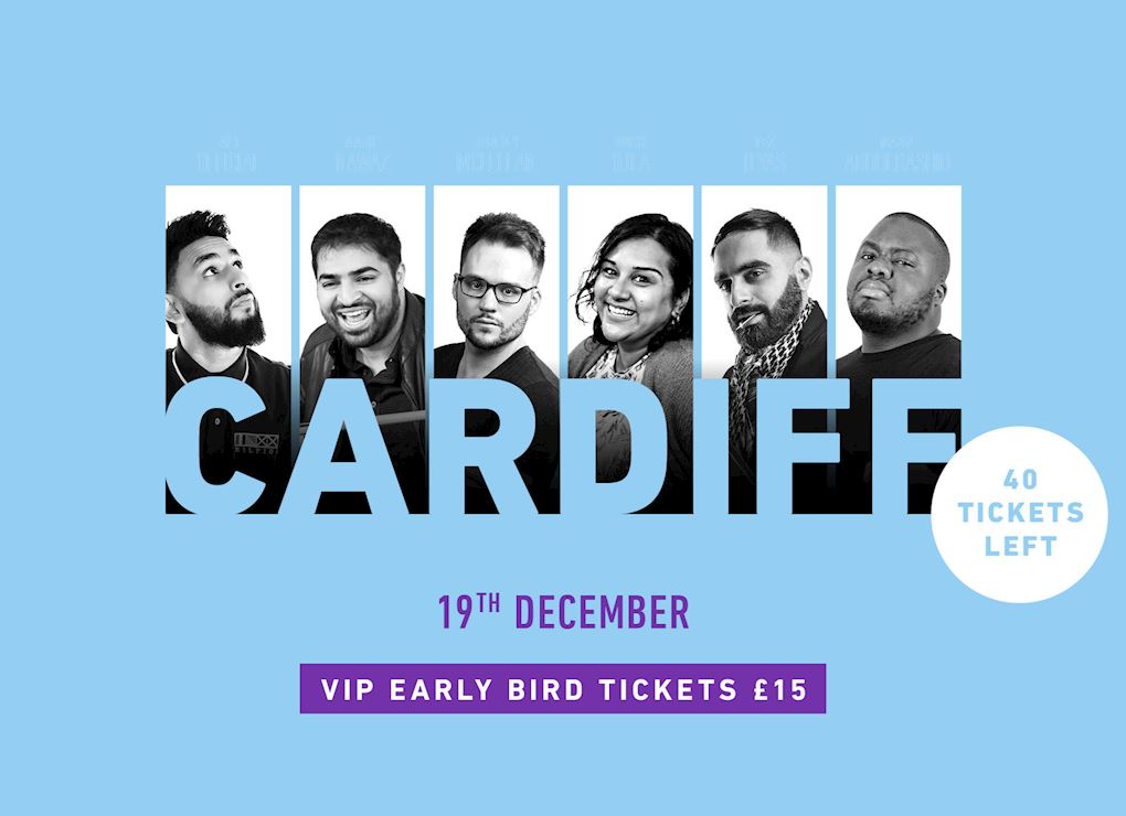Comedy Show 2019 - Cardiff VIP Tickets
