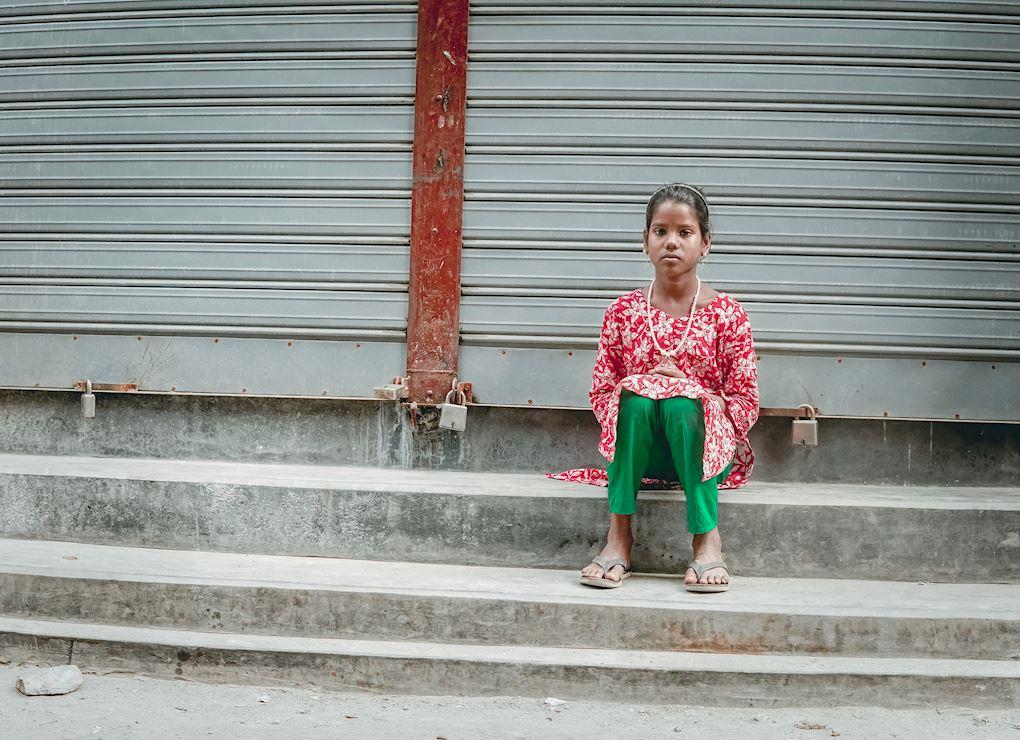 Street Children Outreach Project
