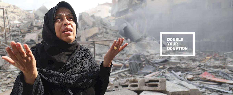 Palestinian lady