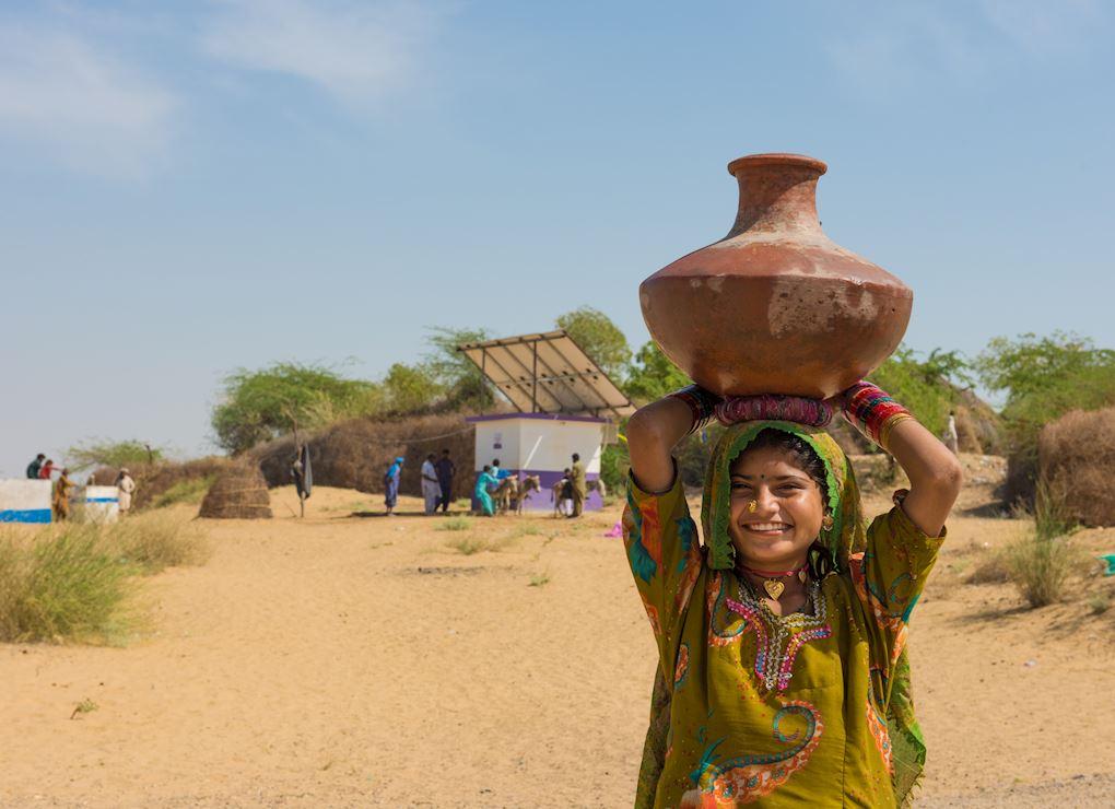 Pakistan Tharparkar Livelihoods Fund