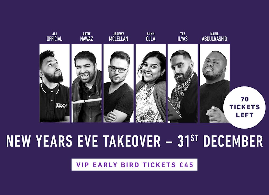 Comedy Show 2019 - Central London