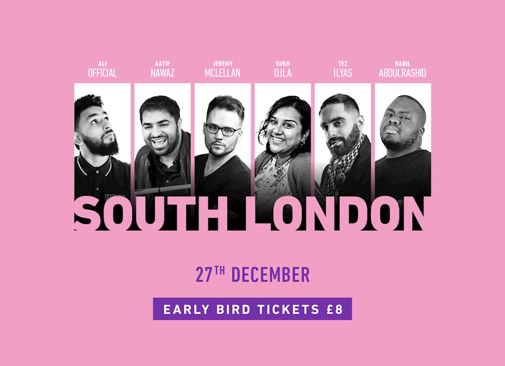 Comedy Show 2019 - South London