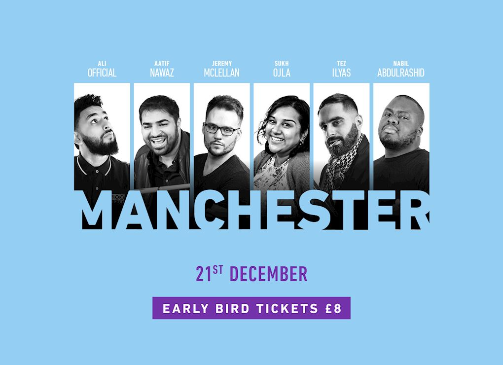 Comedy Show 2019 - Manchester