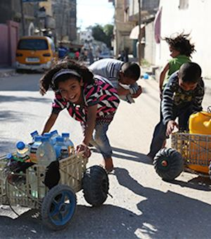 Gaza Drinking Water