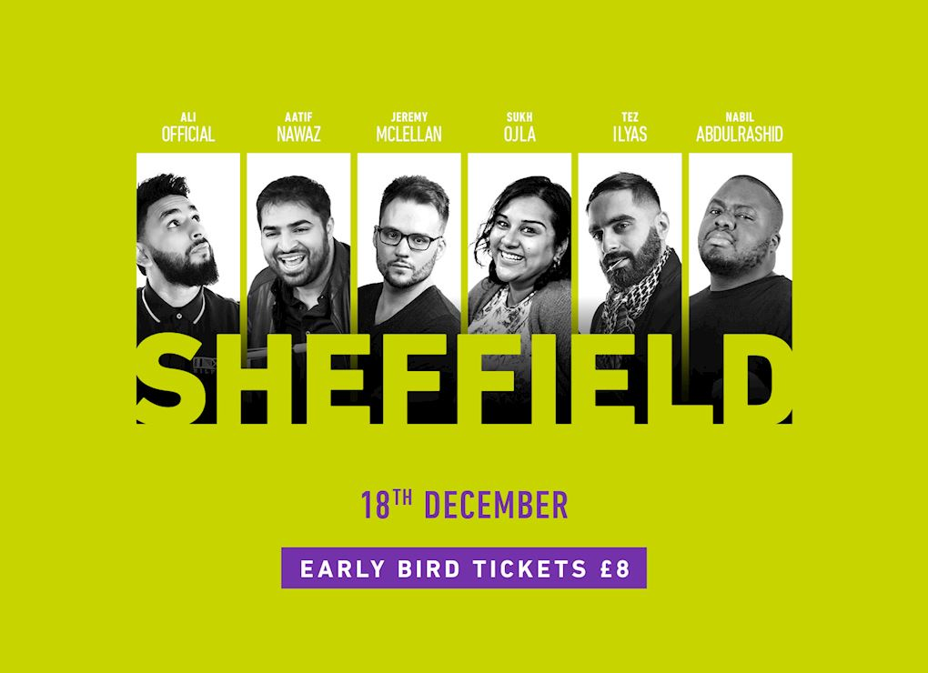 Comedy Show 2019 - Sheffield