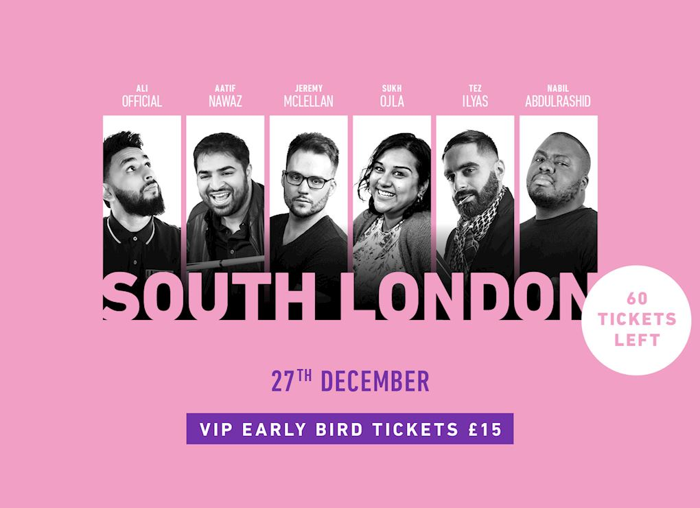 Comedy Show 2019 - South London VIP Tickets