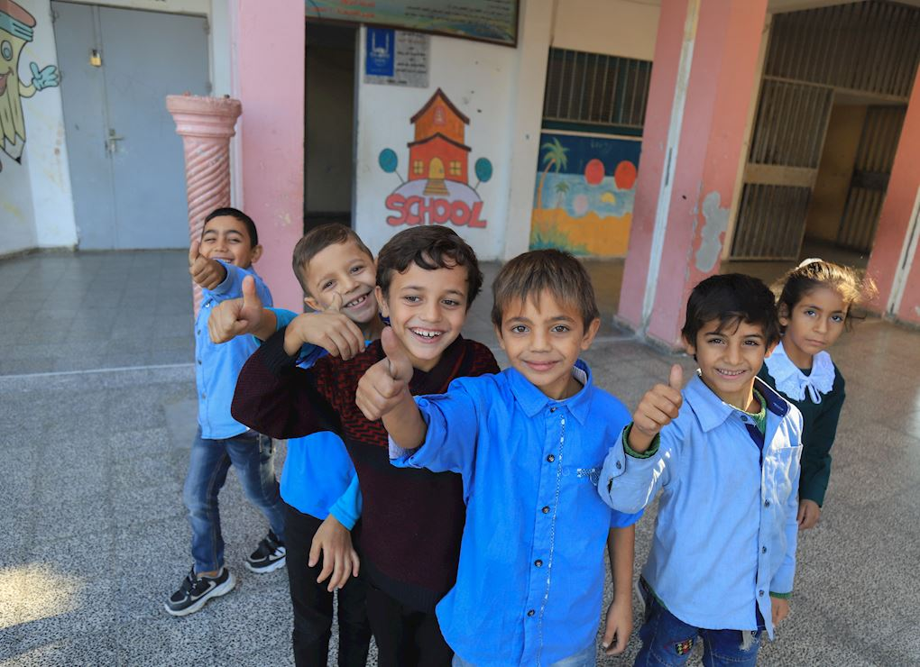 Gaza School Fund