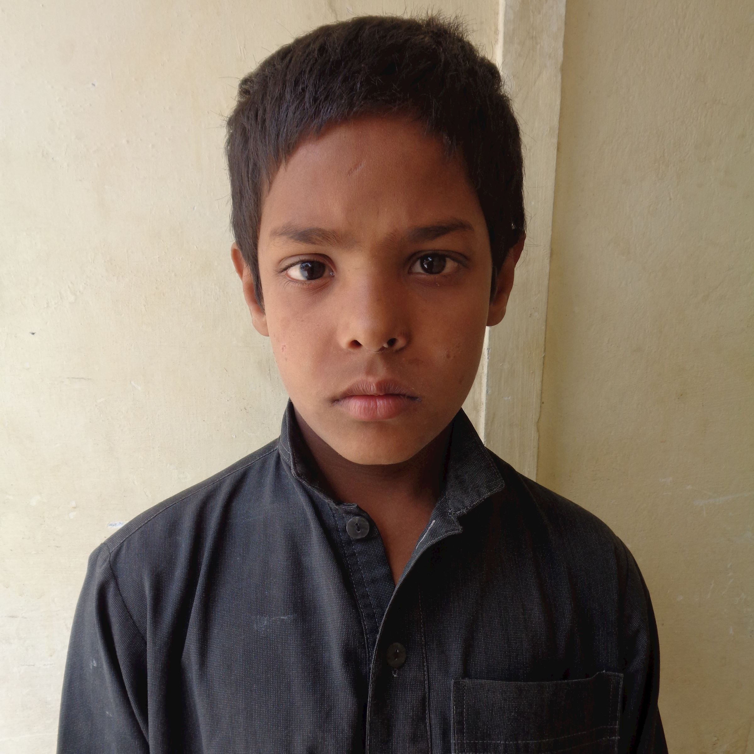 Human Appeal Orphan - Saqib