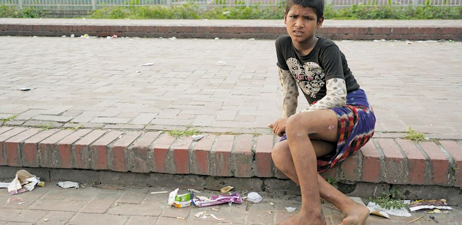 Street Children Drop-In Centre