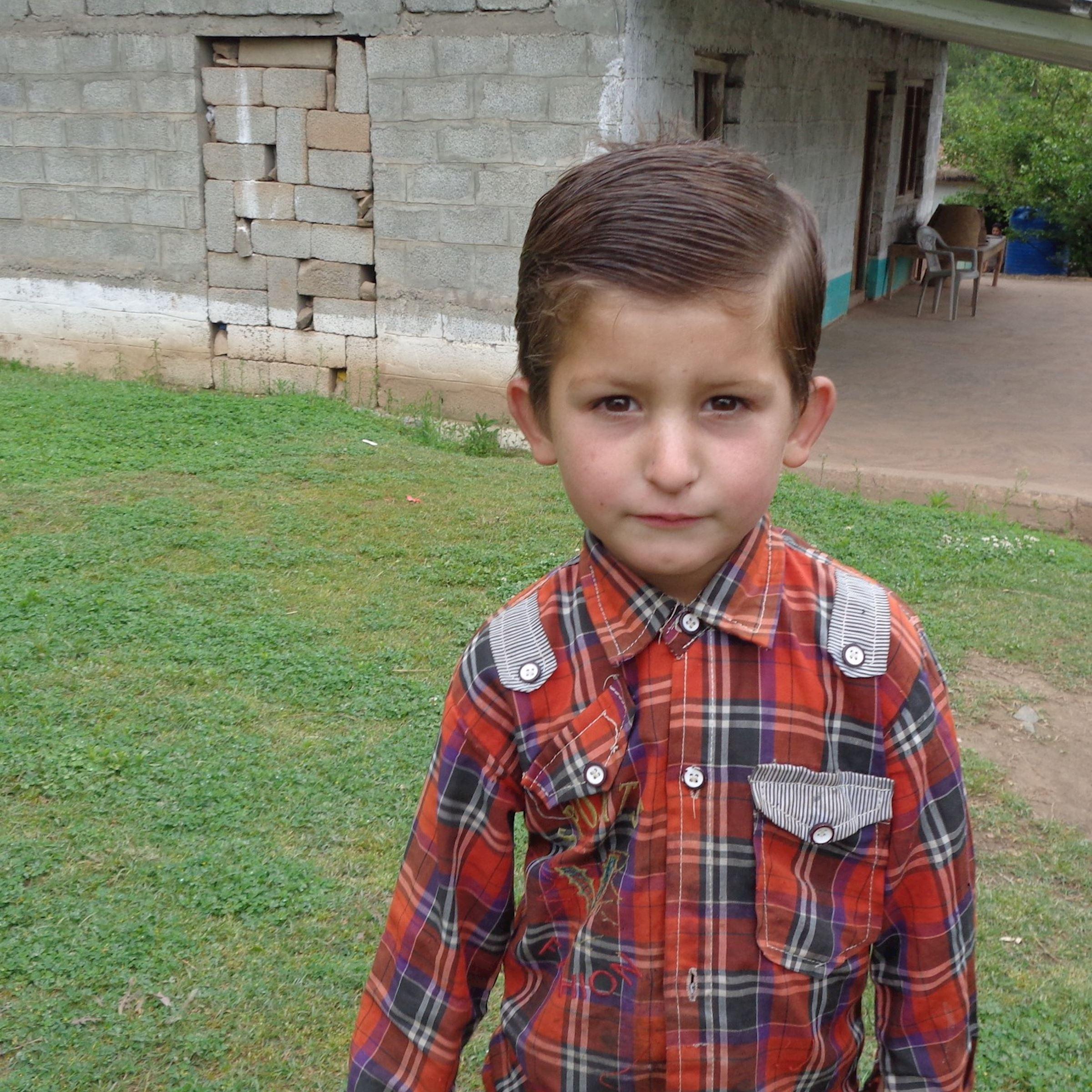 Human Appeal Orphan - Salman
