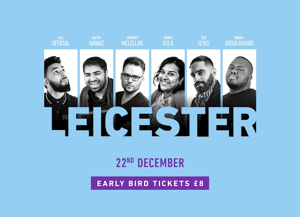 Comedy Show 2019 - Leicester