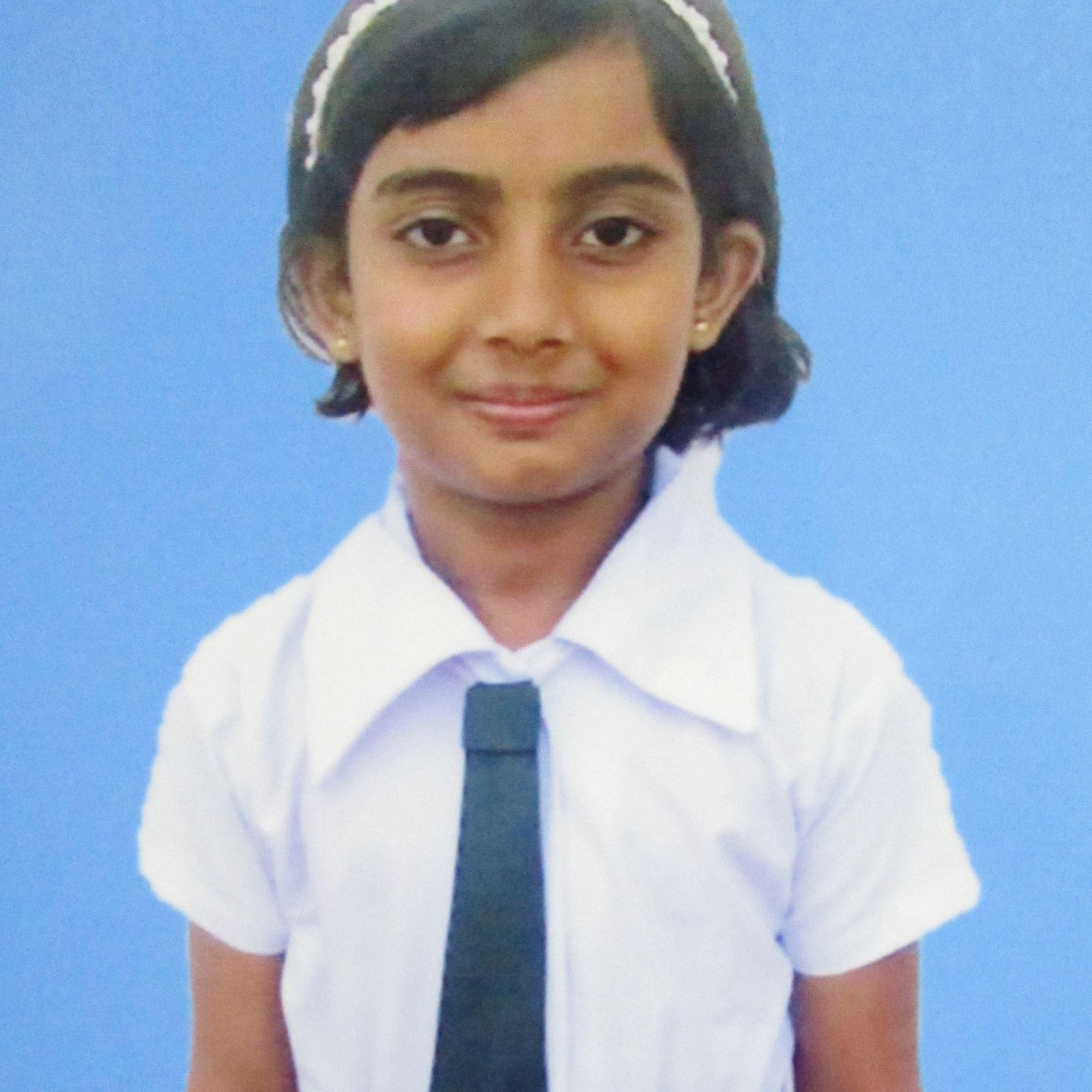 Human Appeal Orphan - Fathima Asliha