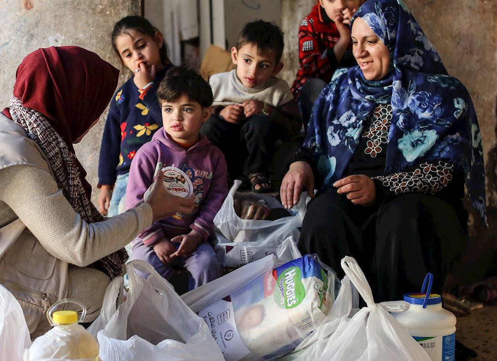 Gaza Emergency - Family Sponsorship Fund