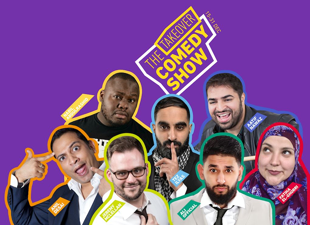 Comedy Tour 2018 - Birmingham Early Bird