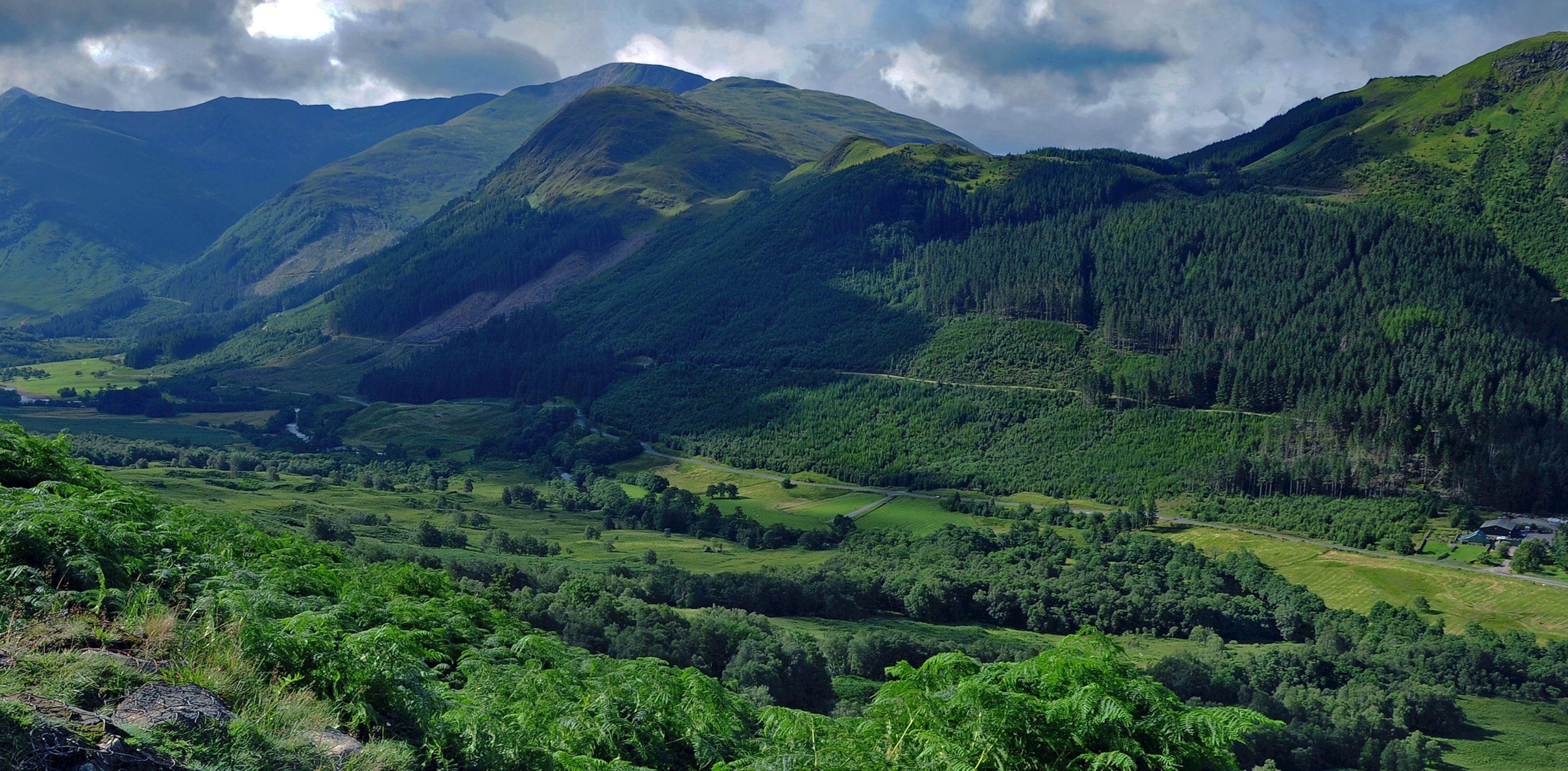Climb Ben Nevis Challenge
