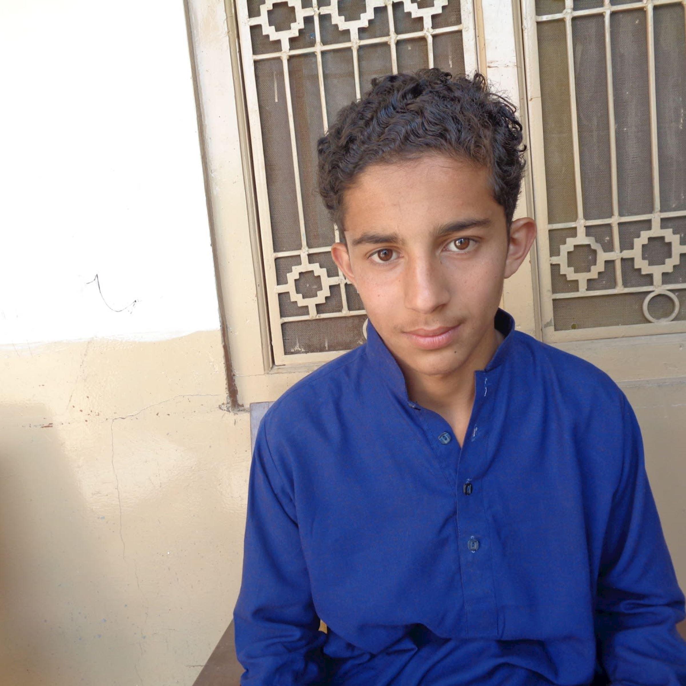 Human Appeal Orphan - Hammad