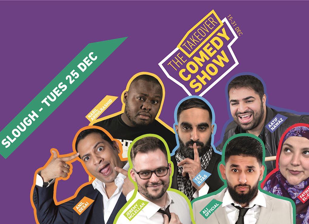 Comedy Tour 2018 - Slough Early Bird