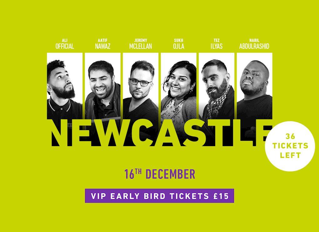 Comedy Show 2019 - Newcastle VIP Tickets