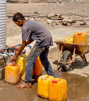 Water Purification Project - Yemen
