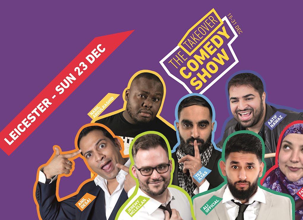 Comedy Tour 2018 - Leicester Early Bird