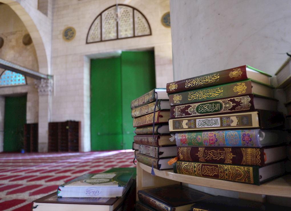 Al Aqsa Library Development