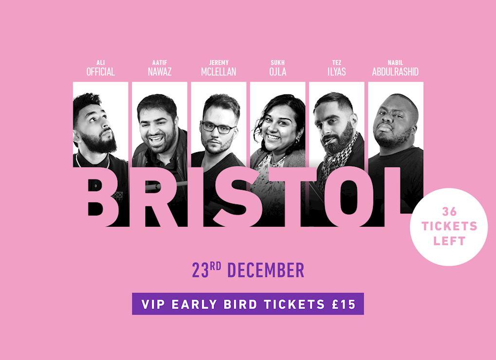 Comedy Show 2019 - Bristol VIP Tickets