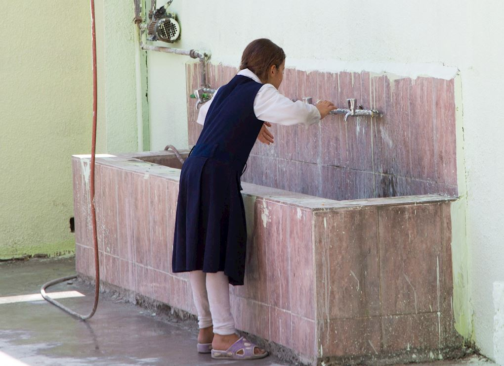 Gaza Schools Water Fund